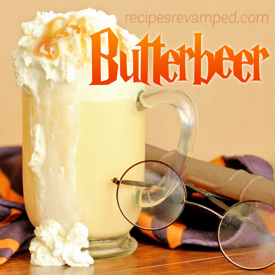 Butterbeer Recipe - Recipes Revamped