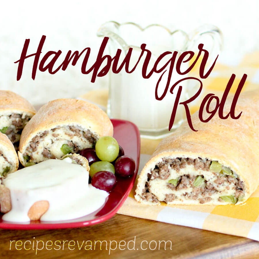 Hamburger Roll Recipe - Recipes Revamped